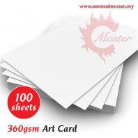 A3 360gsm Art Card (100s)