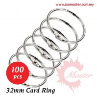 32mm Card Ring (100s)