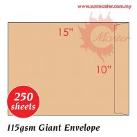"10"" x 15"" Giant Envelope (250s)"