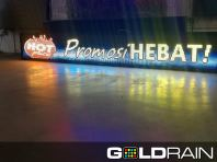 Full Color LED Signbrond Sample In Johor Bahru