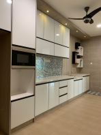5G Door Dry Kitchen Cabinet #Putra Nilai