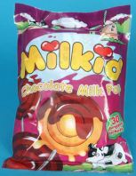 M1-1 30 Sticks x 24 pkt Milkid Chocolate Pop
