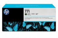 HP 771B ORIGINAL MATTE BLACK INK CARTRIDGE (B6X99A) COMPATIBLE TO HP PRINTER DESIGNJET Z6200