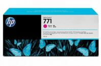 HP 771B ORIGINAL MAGENTA INK CARTRIDGE (B6Y01A) COMPATIBLE TO HP PRINTER DESIGNJET Z6200