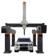 Navigator Series CMM- The high precision solution for enormous parts inspection