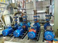 Piping Engineering & Pump Installation