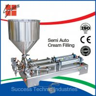 10-5000ml cream filling machine
