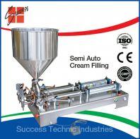 10-5000ml cream filling machine