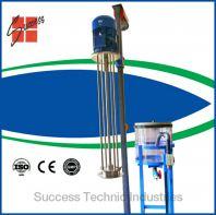 BT200-10 10hp top entry homogenizer 100-1000liter working range
