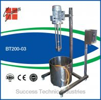 BT200-03 3hp top entry homogenizer