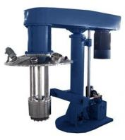 ML700-V4 30-100liter 4kW basket mill with 1.4kg zirconia bead(hydraulic lifting)
