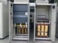 Stand Alone VSD & Harmonic Filter Panel 560kW