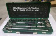 Sata 25pcs 1/2' Socket Set 09092ME/09092ME12