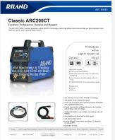 Riland ARC Welding Machine ARC200CT
