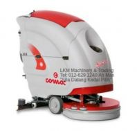 Comac Scruber Machine