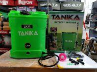 Tanika Knapsack Sprayer Rechargeable(Battery) 16L/20L