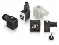 Automation technology – Actuatorics solenoid valve connectors