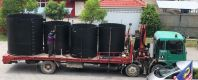 DLM - Open Top HDPE Tanks