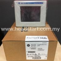 ALLEN BRADLEY	PANEL VIEW PLUS 600 2711PC-T6C20D MALAYSIA