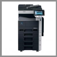 Konica Minolta 363 Photocopy Machine