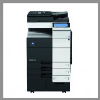 Konica Minolta 654E Photocopy Machine