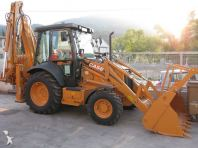 Super 580L Back Hoe