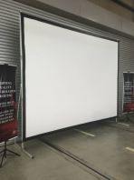 Screen 9ft x 12ft