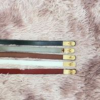 BT0011 Leather Buckle Belt