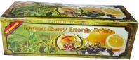 Zees Lemon Berry Energy Drink