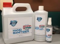 EH 75% Alcohol Hand Sanitizer 4 Litre(4000ml)