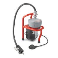 RIDGID TOOLS - K-40 SINK MACHINE