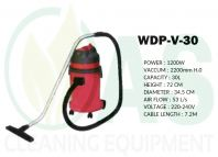 30L Wet and Dry Vacuum Cleaner (PLASTIC)