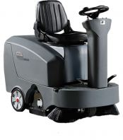 GM-MINIS COMPACT RIDE ON AUTO RIDE-ON FLOOR SWEEPER
