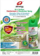 Disinfectant Spray Catalog