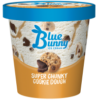 Blue Bunny Pint Super Chunky Cookie Dough