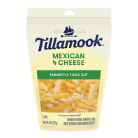 Tillamook Shredded Mexican 4 Cheese