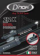 Dnor 212K Autogate system