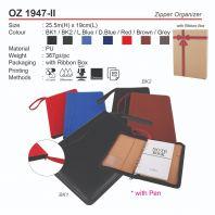 OZ 1947-II Zipper Organizer