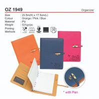 OZ 1949 Organizer