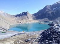 Reservoir in the Alps �C level measurement with autonomous power supply