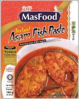 INSTANT ASAM FISH PASTE