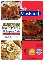 MasFood Black Pepper All Purpose Paste