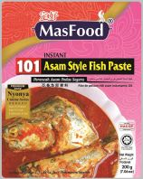 MasFood 101 Instant Asam Style Fish Paste
