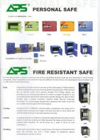 APS Personal Safe Series