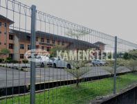 KB Steel Fence