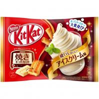 NESTLE KITKAT ICE CREAM 136G X 12 X 2