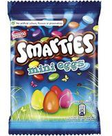 SMARTIES MINI EGGS 90G