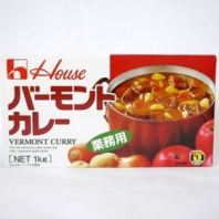 House Vermont Curry 1Kg