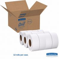 Kimberly Clark Scott Jumbo Roll Tissue JRT  2-Ply