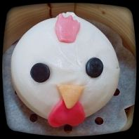Cartoon Pau ~ BBQ Chicken ~ 2pcs